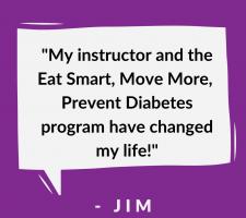 success story - Jim