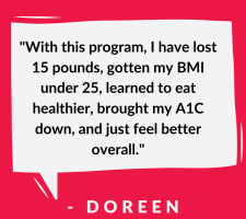 Success Story - Doreen