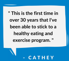 Success story - Cathey