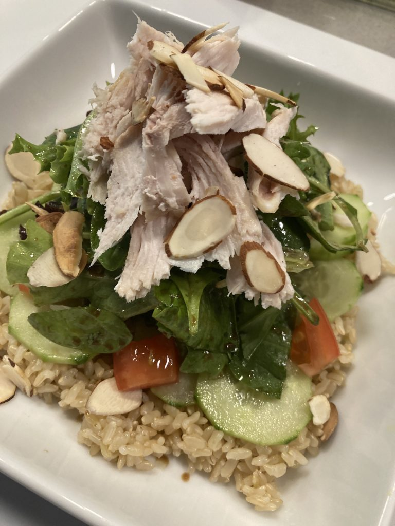 Turkey Grain bowl photo