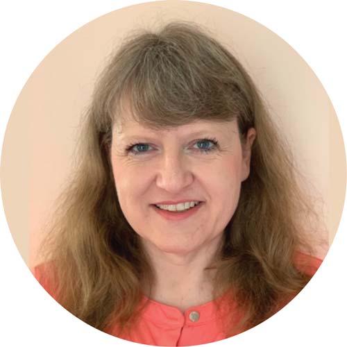 RDN instructor - Michelle Bean