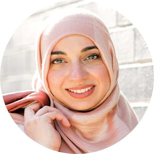 RDN instructor - Suha Najjar